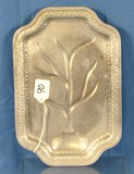 Family Tree Platter; Griswold A2190