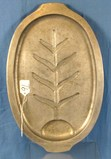 Griswold Tree Platter; A1082