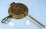 Wafer Iron; Long Hndl. Griswold Epu Pat. June 29; 1880 P/n 895/995 Base 894 (handl Is Attached To