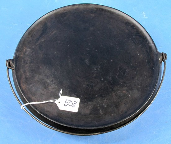 Gas Griddle; Complete; The Griswold Mfg. Co.; P/n 774; Bailed