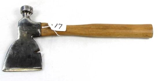 Shingle Hatchet; Full; Winchester W/bell Poll; Orig. Handle; Wp201