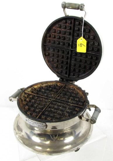 Waffle Iron; Winchester; W36; W/cord