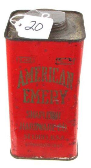 Product Can: American Emery; Shapleigh Hdwe.; 5 Lbs
