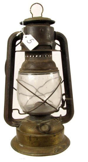 Lantern; Simmons Liberty; Shapleigh Diamond Globe