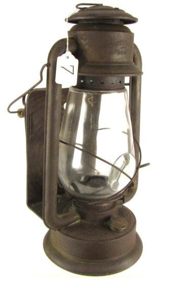 Lantern; Norleigh Diamond; Shapleigh Hardware; W/reflector & Bull's Eye Globe
