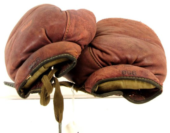 Boxing Gloves; #bg6 Shapleigh's Hardware; Diamond Brand