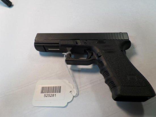 Glock 22 Pistol .40 SN:  G61446 Police Trade In,