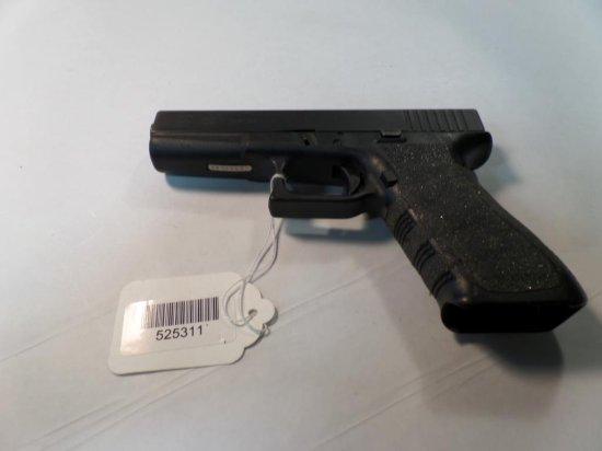 Glock 22 Pistol .40 SN:  CKX394US Police Trade