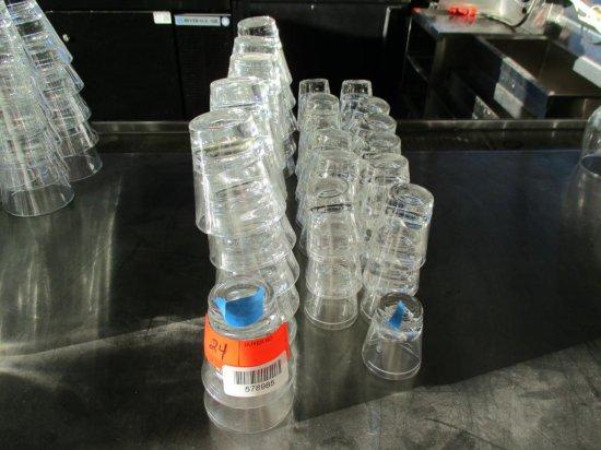 Assorted Shot Glasses
