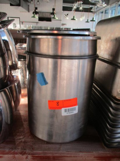 Stainless Steel Soup Canisters