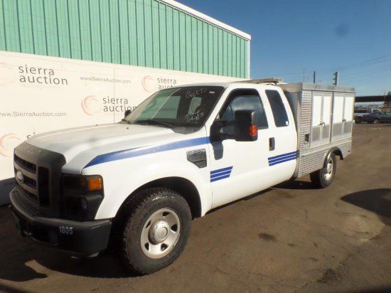 2009 Ford F-250 SD