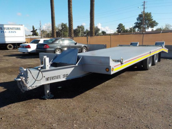 1989 Interstate 20DT Trailer