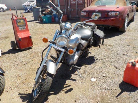 2009 Kawasaki BN125-A Motorcycle