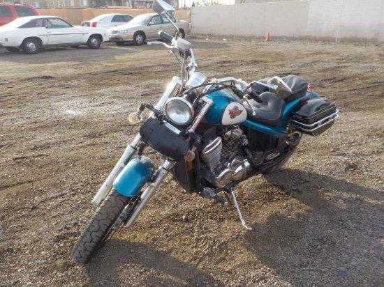 1994 Honda Motorcycle