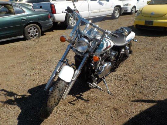 2002 Honda VT750DC