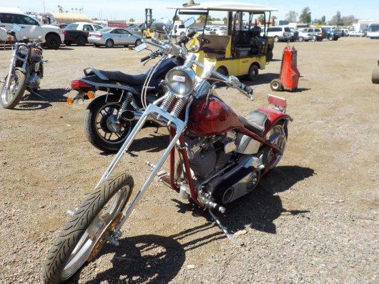 2003 ASM Motorcycle
