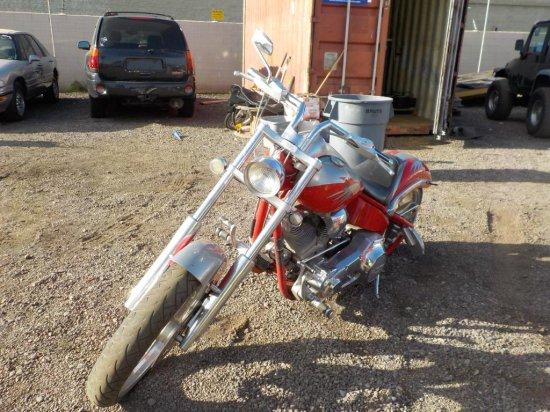 2004 BIGD Motorcycle