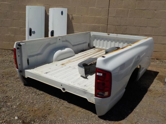 Dodge Ram 2500 Truck Bed with Bumper