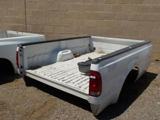Ford F-250 Truck Bed with Bumper