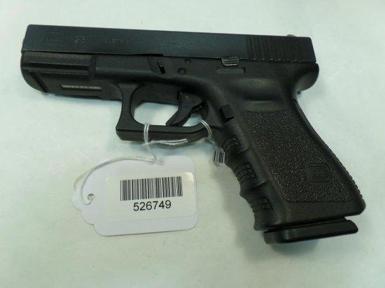 GLOCK 23 Pistol 40 SN:  HWY690 W/ mag, good