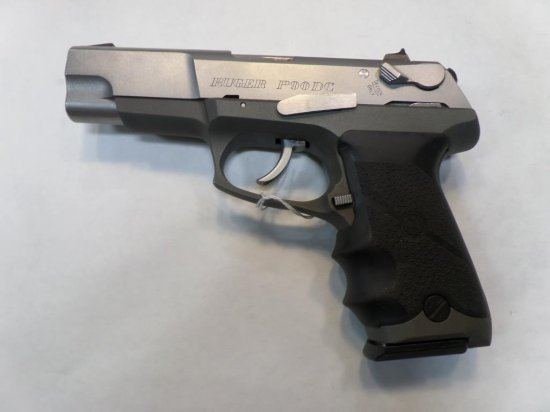 RUGER P90DC PISTOL 45 SN:  661-84544 W/ mag,