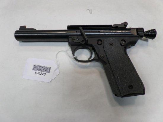 RUGER 22/45 MK III TARGET Pistol 22 SN: