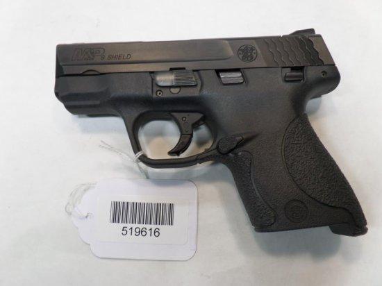 Smith & Wesson M&P Shield  pistol 9MM  SN: