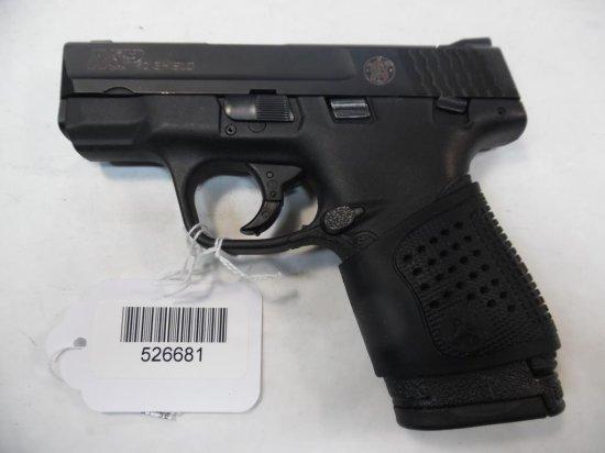 SMITH & WESSON M&P 40 SHIELD Pistol 40 SN: