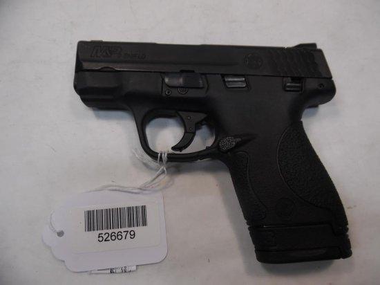 SMITH & WESSON M&P 9 SHIELD Pistol 9MM SN: