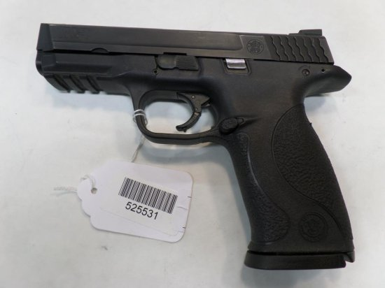 Smith & Wesson M&P pistol 9mm SN:  DSR7975 w/mag,