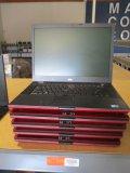 (5) Dell Latitude E6500 Laptop Computers with