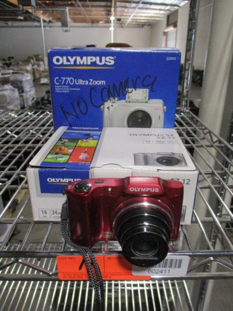 Olympus 14MP Digital Camera