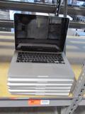 (6) Apple MacBook Pro Laptops