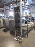NEC Dterm Telephone Rack