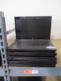 (5) HP ProBook 4420S Laptops