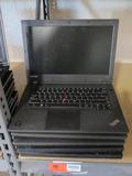 (5pcs) Lenovo Thinkpad Laptops