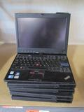 (5) Lenovo Thinkpad Laptops