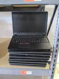 (8) Lenovo Thinkpad Laptops