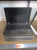 (5) HP ProBook Laptops