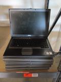 (5) Dell Latitude D630 Laptops