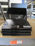 (4) ACER Aspire One Laptops