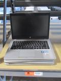 (4) HP EliteBook Laptops