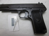 NORINCO 213 PISTOL 9MM SN:  406024 W/ MAG, FAIR