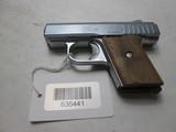 RAVEN MP-25 PISTOL 25 SN:  458600 NO MAG, FAIR