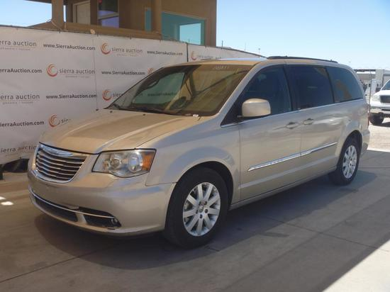 2013 Chrysler Town Country Auctions Online Proxibid