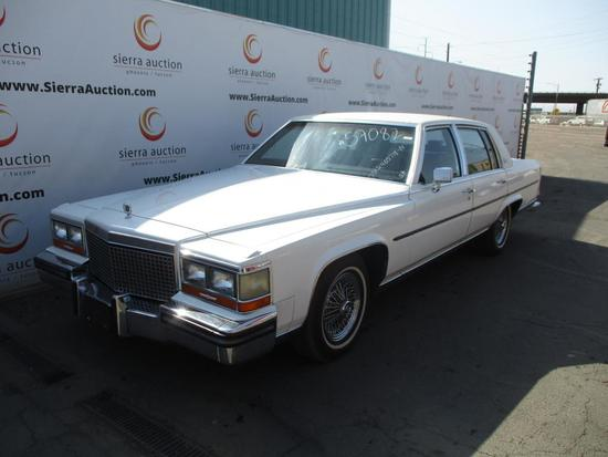 1987 Cadillac Brougham | Vehicles, Marine & Aviation Cars