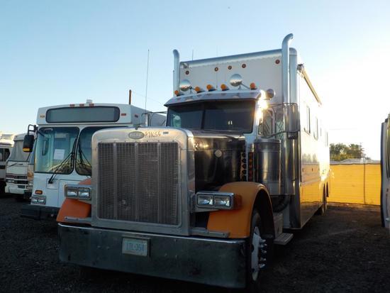 Peterbilt Motorhome Conversion Truck | Vehicles, Marine