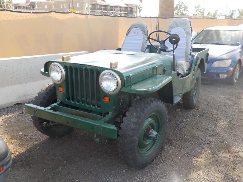 1947 Willys