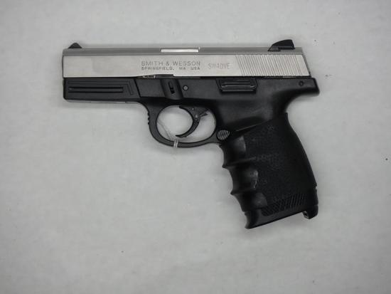 S&W SW40VE PISTOL 40 SN:  PDJ5848 NO MAG, AVERAGE