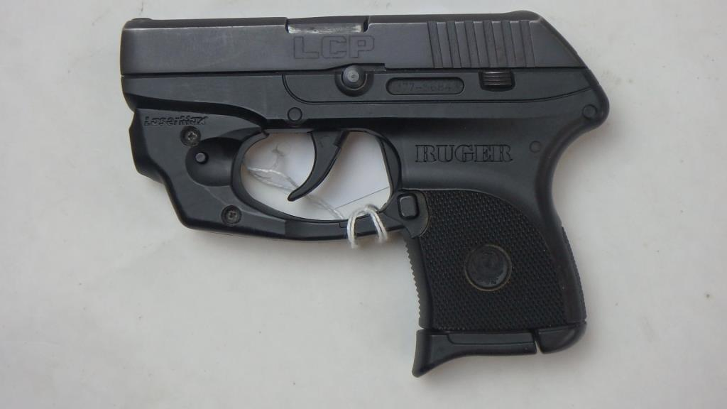 RUGER LCP PISTOL 380 SN:  377-56843